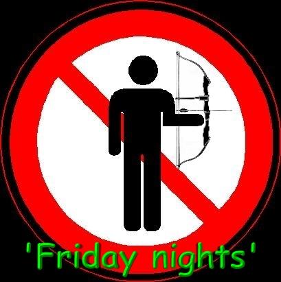No Archery Friday